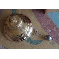 China High quality H62 300mm ship brass bell wholesale