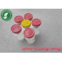 China GHRP-2 99% Purity White Powder Human Growth Peptide hormone GHRP-2 For Fat Burning wholesale