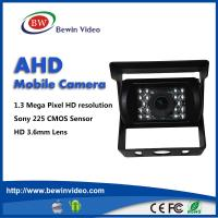 China Rear View Vehicle Hidden Camera 90° Degree Wide Angle With Fix Lens Outdoor Metal on sale