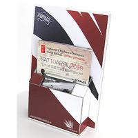 China Tabletop Brochure Holder, Leaflets Display For Product Promotion on sale