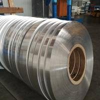 China Mill Finished 5754 5052 Aluminium Strip Roll For Cable , Thin Aluminium Strip wholesale