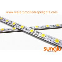 China Non Waterproof SMD 5050 Aluminium LED Strip Light  60LED/M For Commercial Lighting on sale