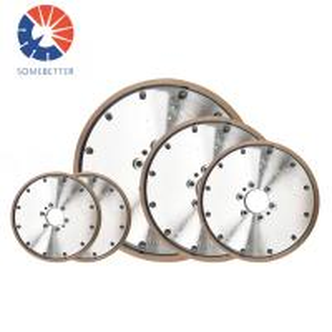 China 11V9 diamond resin bond grinding wheel/ cup grinding wheel/cbn grinding tools for PCD&PCBN wholesale