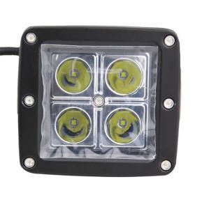 China Cree 12V / 30V LED Vehicle Work Light 16 W 4000LM For Fork Lift / Train / Boat / Bus wholesale
