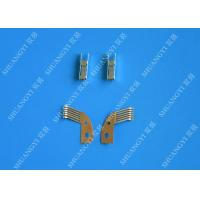 China Customized Wire Crimp Terminals , Professional Copper Wire Pin Terminals wholesale