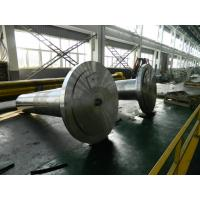 China OEM Heavy Duty Stainless Steel Gear Forging Wind Power Main Spindle wholesale
