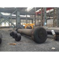 Quality Forged Flange Spindle Steel Shaft Forgings ASTM A388 Hydroelectric Power Station for sale