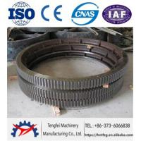 China Stainless steel cast girth gear wholesale