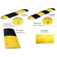 Wholesale rubber deceleration strip make sure safety from china suppliers