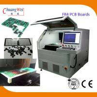 China Q Switched Diode Pumped All Solid State UV Laser Depaneling Machine 15W / 17W wholesale