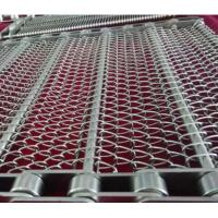 China 304 / 201 Stainless Steel Mesh Belt Heat Resistant High Precision ISO9001 wholesale