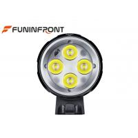 China 4 Light Gears 4LEDs CREE Bicycle Front LED Lights, Super Bright Bike Headlamp wholesale