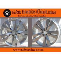 China 19inch 20inch Mercedes Benz Wheel Hyper Silver Aluminum Alloy Wheels For E300 E350 wholesale