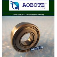 Quality ZZ Seal Japan NSK Ball Bearings r6zz With Deep Groove , High Speed for sale