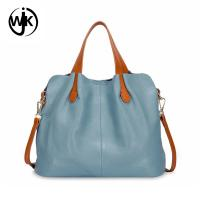 China Luxury leather bag women wholesale big size tote bag Guanghzou factory high quality handmade real leather ladies bag wholesale