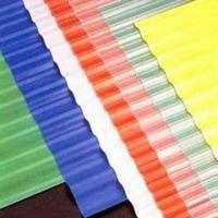 China PVC Corrugated Sheets, Various Sizes are Available wholesale