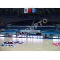 Quality Full Color SMD3528 Perimeter led display outdoor / Sports advertising led screen for sale