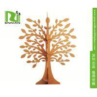 Wholesale Festival Cardboard Floor Displays , Cardboard Shelf Display Christmas Party Decoration from china suppliers