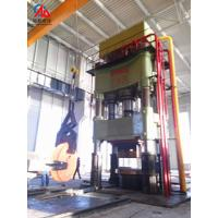 China Hydraulic open die forging press machine for open die forging works on sale
