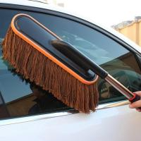 Cotton Wax Car Wash Wax Brush For Cleaning The Car Duster