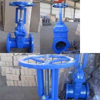 Quality Rising Stem Resilient Seated Gate Valve Rubber Seal With BS5163 Standard for sale