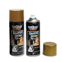 Buy cheap Tinplate Can Thermoplastic 400ml Acrylic Aerosol Spray Paint from wholesalers