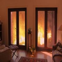 China extra resistant factory Glass curtain wall fire resistant glass on sale