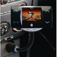 China Bluetooth Car Kit with Mp4 Player on sale