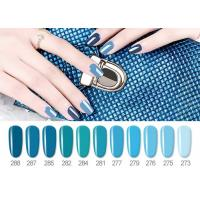 China 12ml 15ml UV LED Gel Nail Polish Bright Color Full Nature Resin Material wholesale