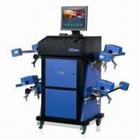 China CCD Wireless Wheel Alignment, CE Certified wholesale