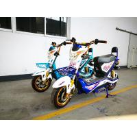 China 45km/H Cool Electric Moped Scooter Fashionable For Young People wholesale