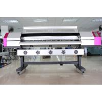 Advertising KT Board Solvent Ink Printers With Double Epson DX5 Head