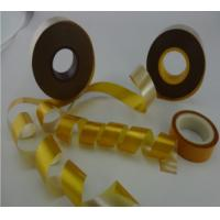 Single Glass Backed High Voltage Insulation Tape Low Bond 0.14+-0.02mm Thickness