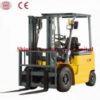China 1.8Ton Electric Forklift Truck CPD18 AC System With 1750kg Load Capacity wholesale