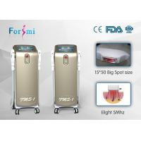 China Advanced newest wrinkle removal champagne shr handle machine for sale on sale