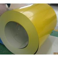 China custom cut white, black, sky blue JIS, CGCC PPGI Prepainted Color Steel Coils / Coil on sale