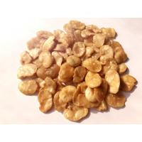 China Fried Blanched Fava Bean Snack Salted Health Food Hard Texture COA Certificate wholesale