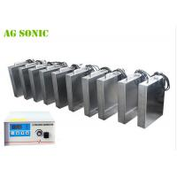 China Side Tank Mounted Immersible Ultrasonic Transducer Enclosure for Engine Blocks on sale