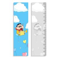 China 0.9mm PET + 157g Paper 3D Lenticular Ruler Customized Shape Anime Pattern wholesale