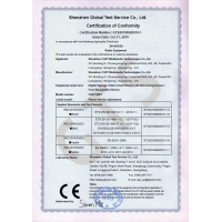 Shenzhen CSXT Multimedia Technology Co., Ltd. Certifications