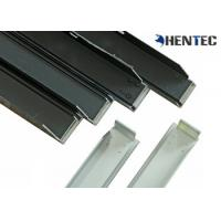 China 6063-T5 AA20Um Clear Aluminum Solar Panel Frame  /  Aluminum Solar Mounting Frames wholesale
