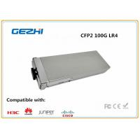 China Cisco Compatible Duplex LC 1310nm 10km CFP2 100G LR4 for Wide Area Network (WAN) wholesale