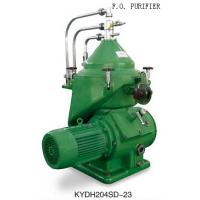 China Marine Disk SeparatorOil Purifier Of Fuel Oil Separator F.O. Purifier on sale