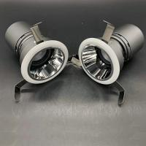 China IP44 White / Black 12 Watt LED Downlight , AC85-265V Wall Washer Downlight on sale
