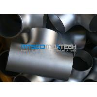 China ASTM A403 Stainless Steel Pipe Fitting , BW ( Butt Welded ) Fittings wholesale