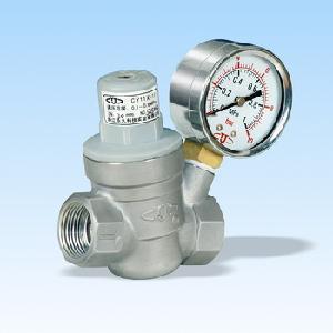 China 1+2 Water Pressure Reducing Valve (CY11X) wholesale