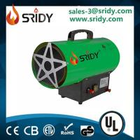 China Sridy industrial propane gas heater over-heating protection wholesale