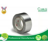 China Self Adhesive Aluminum Foil Tape Heat Resistance For Air Conditioning wholesale