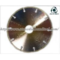 China Electroplated Saw Blade for Marble,Ceramic,Glass D6E wholesale