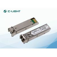China Juniper SFP Optical Transceiver Duplex LC OC12 LR-2 622Mb/s FCC RoHS INMETRO wholesale